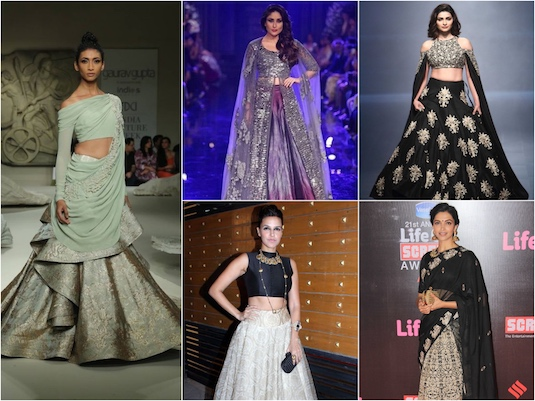 Evolution Of The Lehenga | 2000s Lehengas