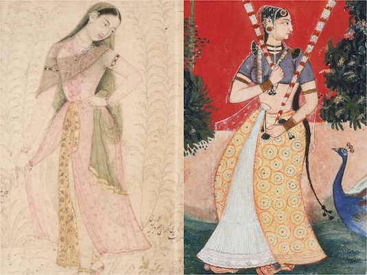 Evolution Of The Lehenga | Mughal Lehenga 1