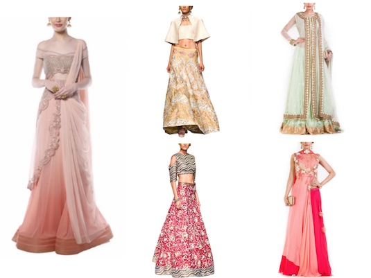 Evolution Of The Lehenga | Strand Of Silk Lehenga