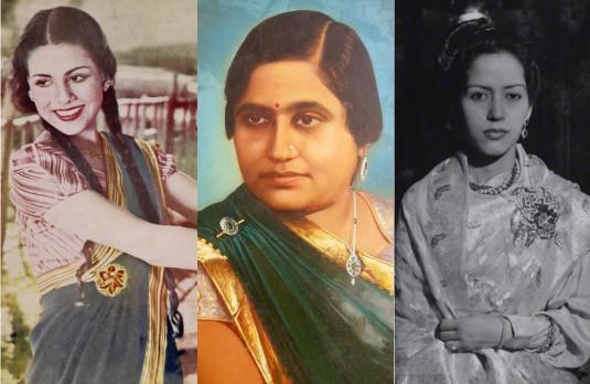 Evolution Of The Saree | 1930s Saree
