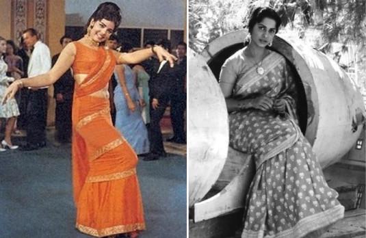 Evolution Of The Saree | 1950s Saree