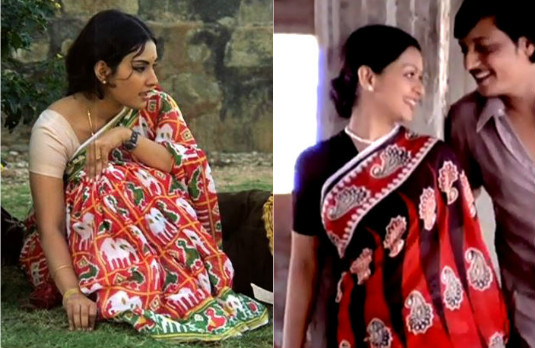 Evolution Of The Saree | Sarees during the 1970s-1980s