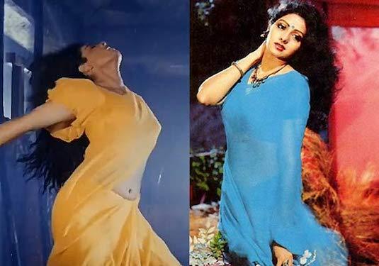 Evolution Of The Saree | 1990s Saree 2