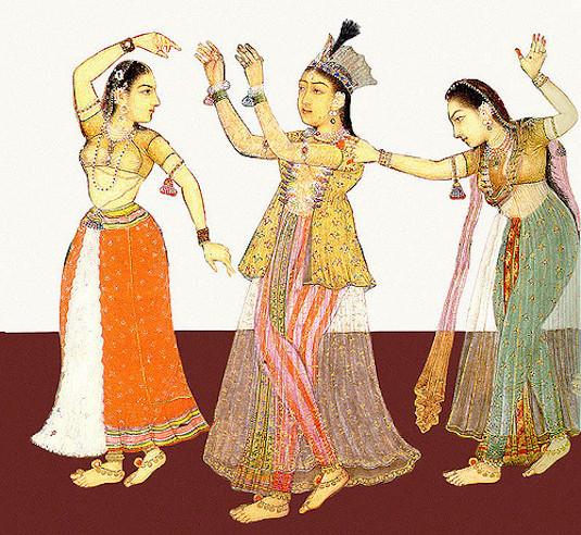Evolution Of The Saree | Mughal Saree