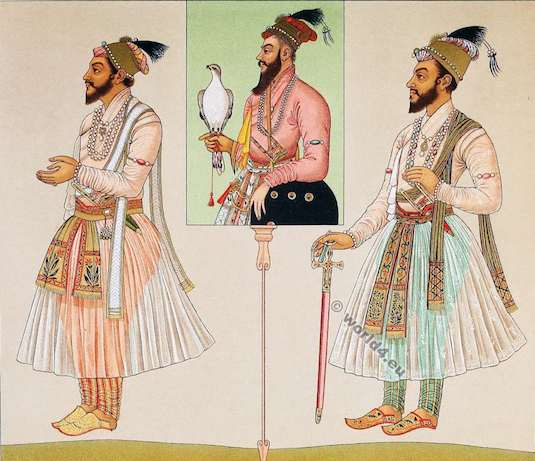 Evolution Of The Sherwani | Mughal Sherwani 1