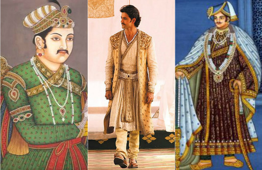 Evolution Of The Sherwani | Mughal Sherwani 2