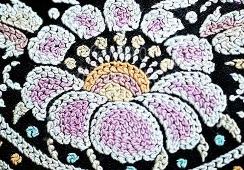 Gara Embroidery - Khakha Stitch