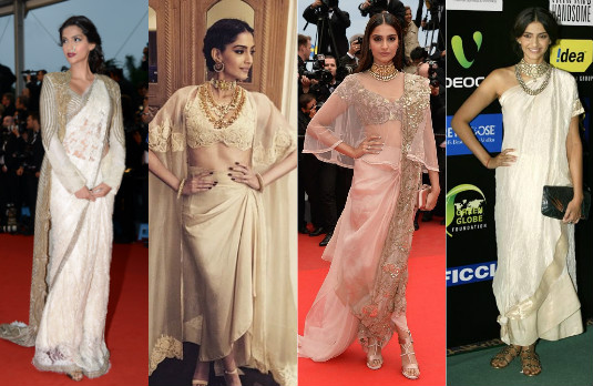 Getting Married Sonam-Anand Outfits