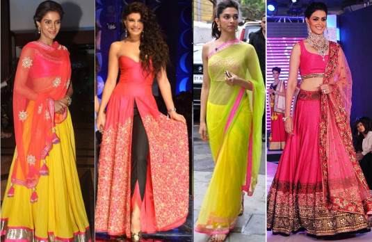 indian Summer Weddings | Bright and Light Celebs
