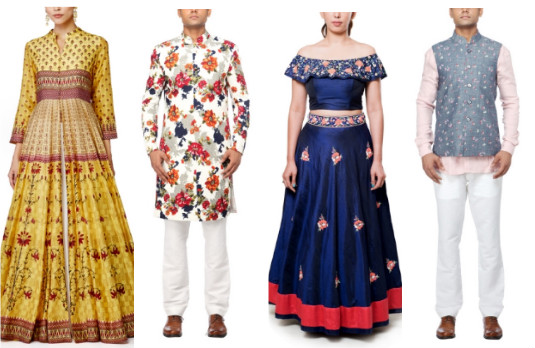 Indian Summer Weddings | Flirty Florals