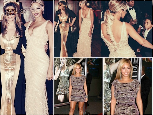 Beyonce Designer Clothes   When International Celebrities Chose Indian Designer Creations