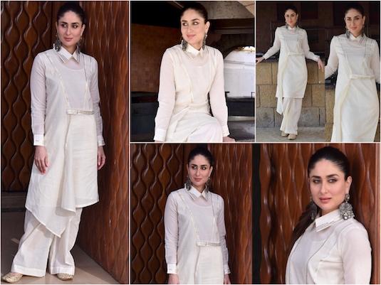 Veere Di Wedding Outfits.Kareena Kapoor Khan S Veere Di Wedding Promotion Looks Indian