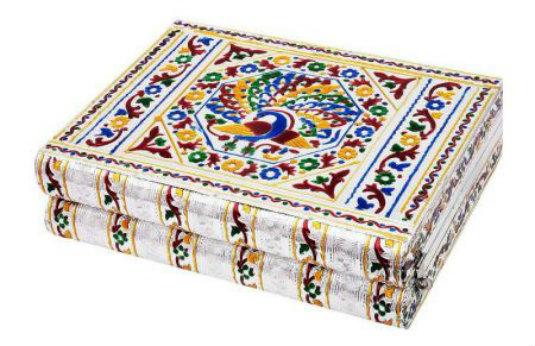 Meenakari Work - Box