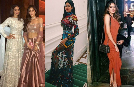 Indian fashion's answer to Gigi, Bella, Kendall and Kylie | New Instagram Stars | Jhanvi Kapoor