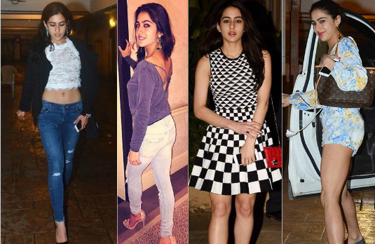 Indian fashion's answer to Gigi, Bella, Kendall and Kylie | New Instagram Stars | Sara Ali Khan