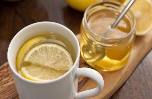 New Year Resolution | Hot Water, Lemon & Honey