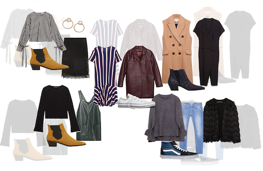 New Year Resolution | Outfit Planner