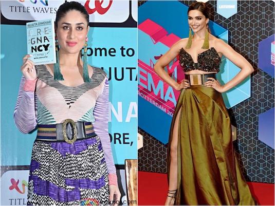 Outfit Dejavu | Kareena-Deepika