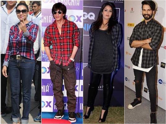 Outfit Dejavu | Khans-Kapurs