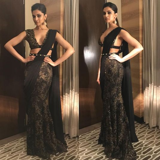Deepika Padukone's Padmavati Promotion Looks | Indian ...