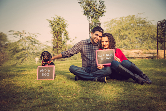 Pre Wedding Styles: Indian Couples Inspired Pre-Wedding Photoshoot Ideas And