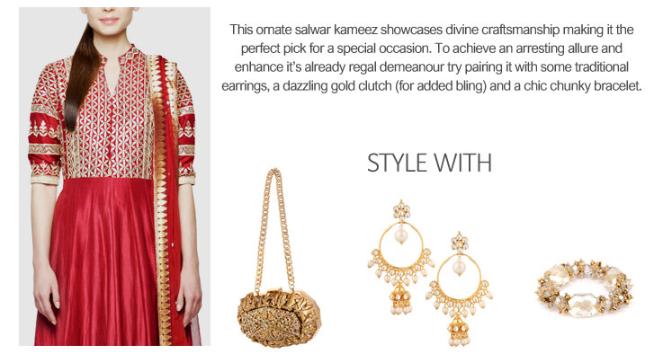 Salwar Kameez | Styling With Graphic