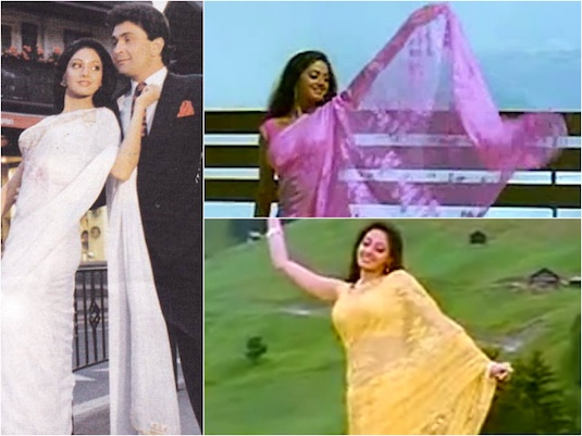 2db37a406d Remembering Sridevi's Most Fabulous Style Moments | Indian Fashion Blog