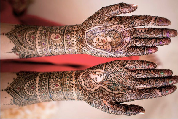 Get Inspired By These Six Stunning Mehendi Designs That We Love