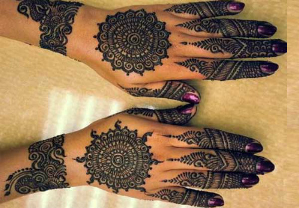 Mehndi Hands Designs : Get inspired by these six stunning mehendi designs that we love