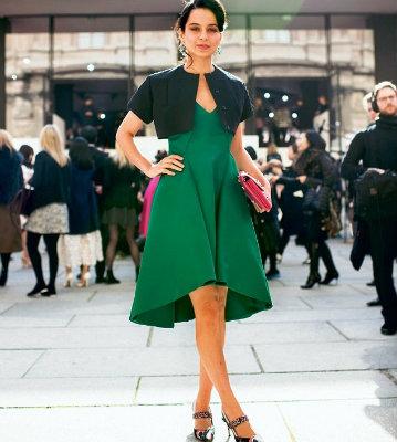 Kangana Ranaut | 10 Fashion Influencers in India You Should Follow