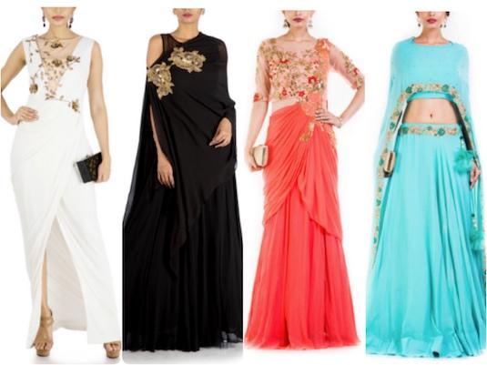 Summer Bridesmaids Dresses | Sangeet