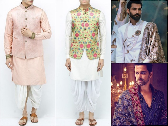 Summer Wedding Outfits: The Gentlemen\'s Edition | Indian Fashion Blog