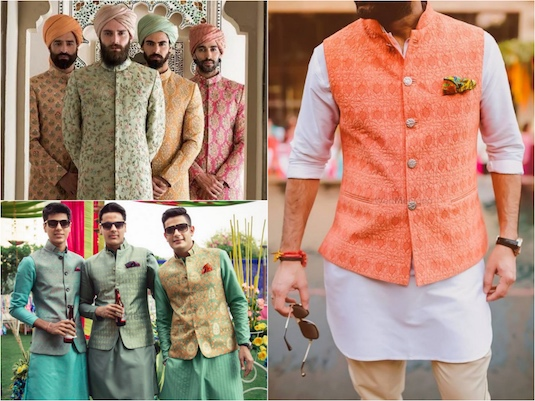 Summer Groom Dressing | Colours 1