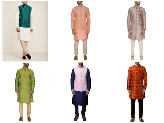 Summer Groom Dressing | Colours 2
