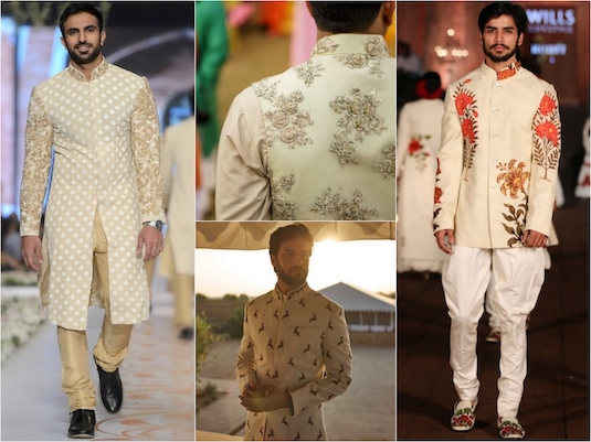 Summer Groom Dressing | Motifs 1