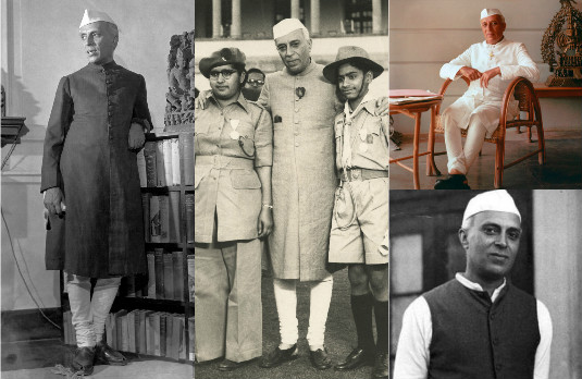 The Most Stylish Indian Historical Figures | Pandit Nehru