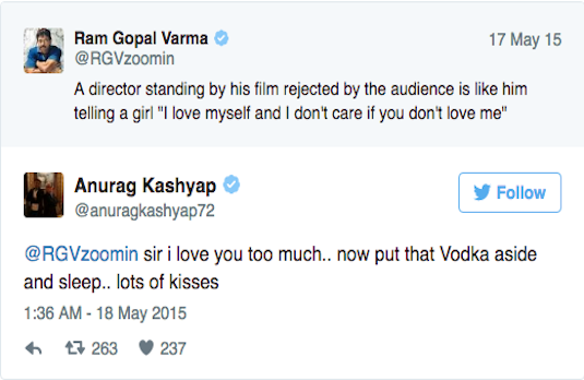 RGV V/S AK | Indian Celebrities Involved With Nasty Twitter Trolls