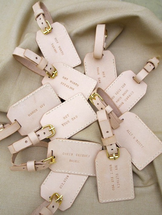 Genuinely Useful Wedding Party Favours | Indian Fashion Blog