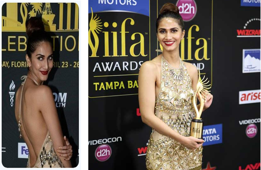Vaani Kapoor at the iifa | IIFA 2014: Best and Worst dressed for the Red Carpet