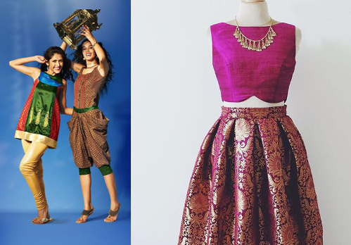 How To Recycle An Indian Wedding Outfits Like Sarees And Lehengas