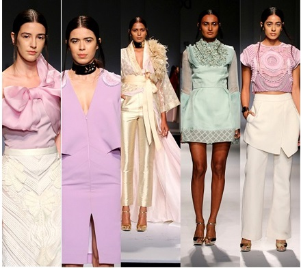 Colourful Wills Lifestyle Fashion Show Looks   Wills Lifestyle Fashion Week SS15: The Best Young Talent