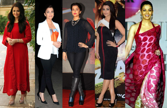 Aishwarya Rai's Sophisticated and Chic Personal Style | Personal Style – What Do Your Clothes Say About You?