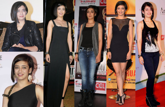 Akshara Haasan's Punk Personal Style | Personal Style – What Do Your Clothes Say About You?