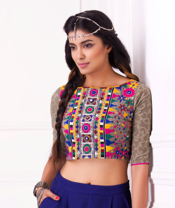 Along with embellished crop top, shoppers typically look for Tops Crop Top, Black Crop Top and Grey Crop Top. We have latest embellished crop top from online shops Oxolloxo, .