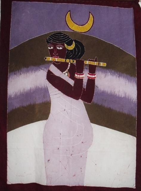 Batik from BARTI in Udaipur