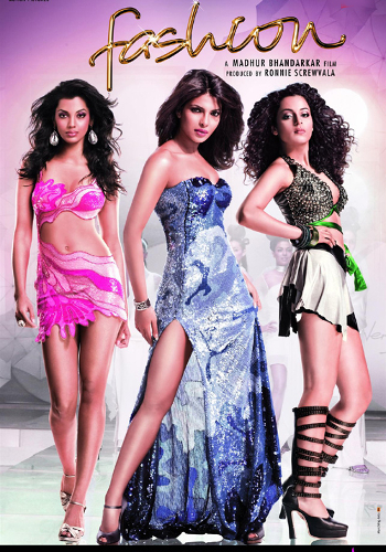 Fashion Poster I Fashion in Film - A Look At Stunning Bollywood Costumes in Fashion (2008)