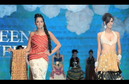 Mar Jaava Song from Fashion I Fashion in Film - A Look At Stunning Bollywood Costumes in Fashion (2008)
