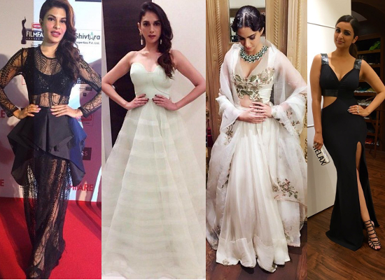Filmfare Awards looks 2016 a |Deepika Padukone and Alia Bhat for Filmfare Awards I Awards Season - The Best of the Bunch So Far