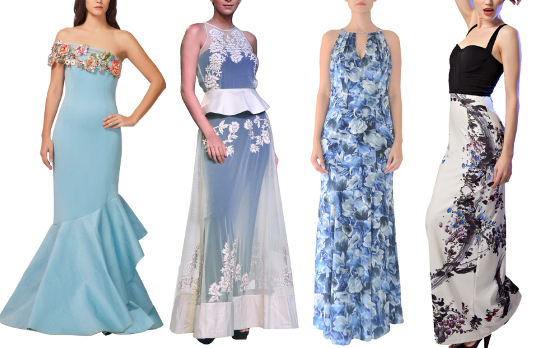 Flower Power Gowns   Designer Indian Gowns That Are Perfect For Spring