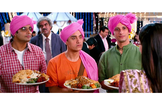 The gluttons at Indian weddings I 6 Types of People You Always Find At An Indian Wedding